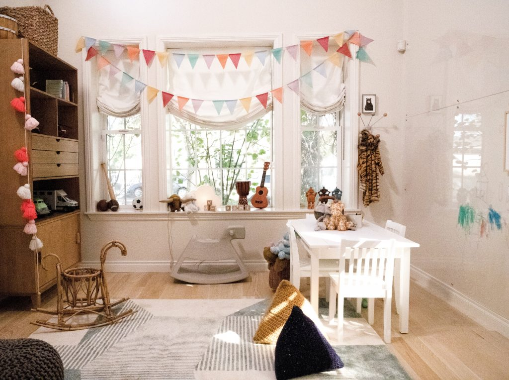 An Adorable playroom by Nate and Jeremiah
